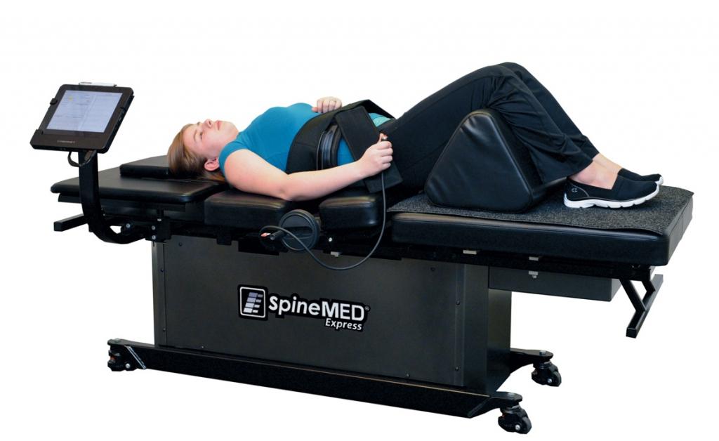 table décompression vertébrale spinemed