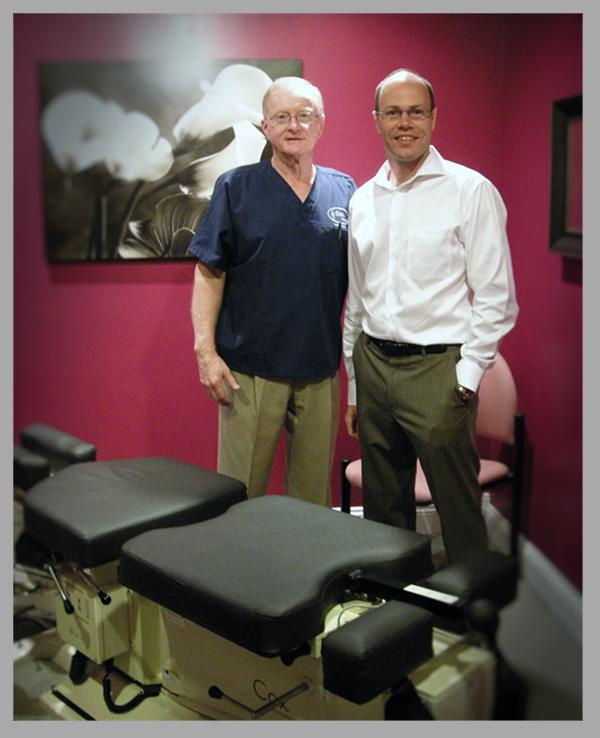 Dr Cox et Dr Riendeau