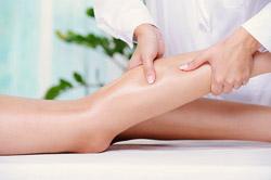 traitement mollet tendinite tendon d'achille